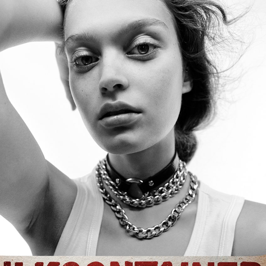 FELIPA PAUS FROM WHY NOT MODELS MILANO BY AMILCARE INCALZA